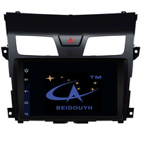 BEIDOUYH 10 2 Inch Car DVD Player For NISSAN TEANA 2013 2016 Support Steering Wheel Control