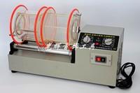 Free Shipping Goldsmith Machine Tools 11kg Capacity Rotary Tumbler 2 Barrels Gold Polishing Machine