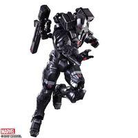 Comic Film Marvel The Avengers Super Hero Iron Man Tony Stark War Machine 11 Square Enix PlayArts Kai Action Figure Toys