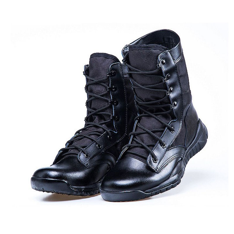 Mens Combat Military Hiking Boots Outdoor Ultralight