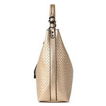 New Design Of Luxury PU Leather Women's Handbag