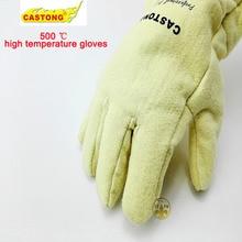 anti-brandwonden 500 hittebestendige handschoen