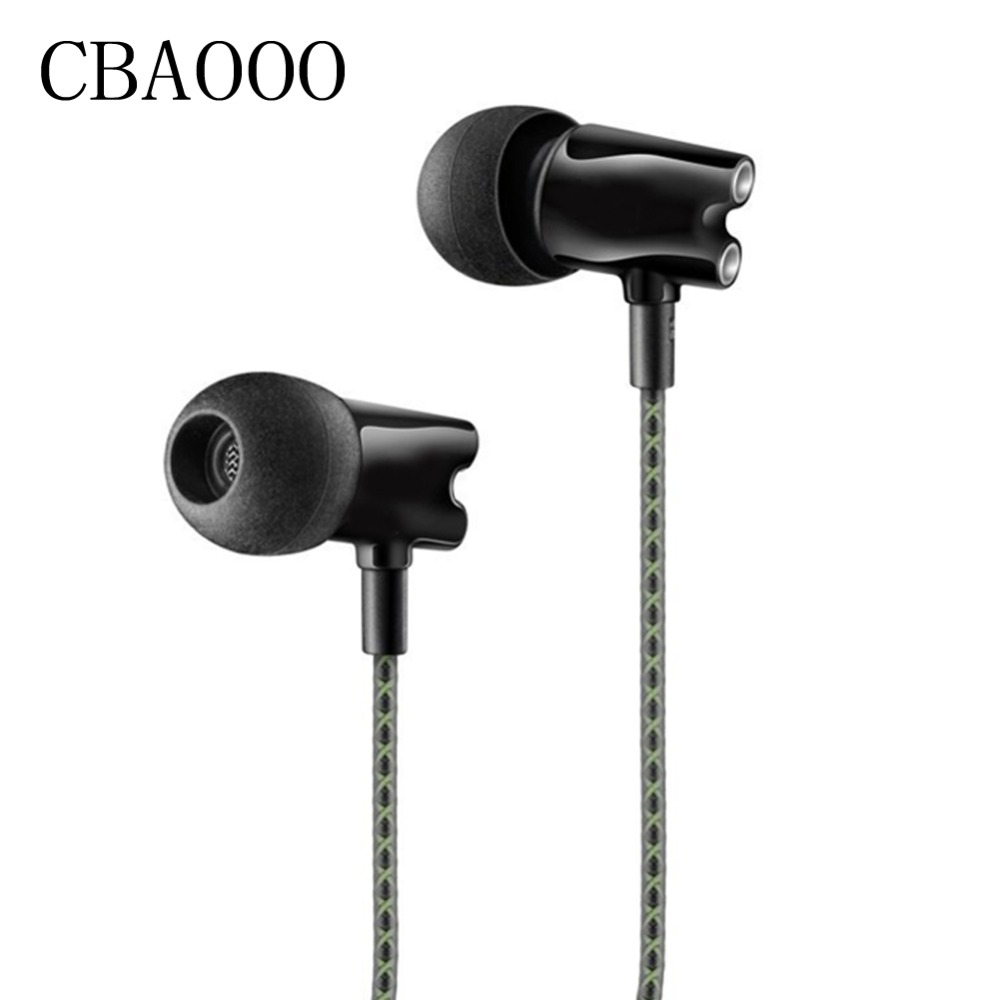 IE800 HD Stereo Bass Earphone Hot HF800 Earphones In Ear Earphone Ceramic HiFi Subwoofer Earbuds