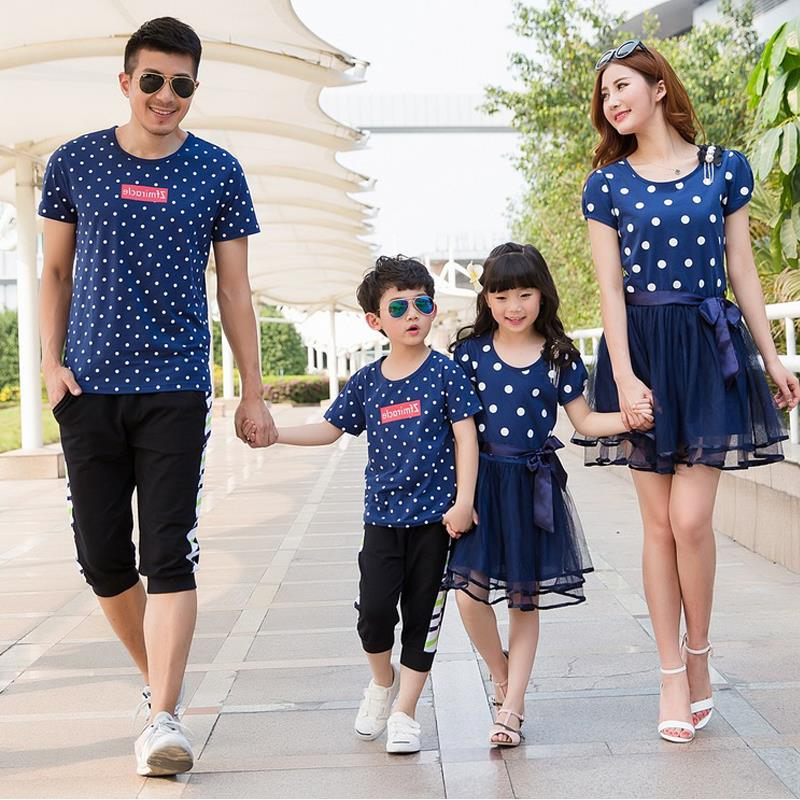 Aliexpress.com : Buy Family Matching Clothes 2016 Summer Family ...