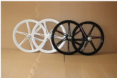 stock cool price Magnesium alloy 20 inch one piece wheel 8 9 10 speed  disc brake folding bike wheel