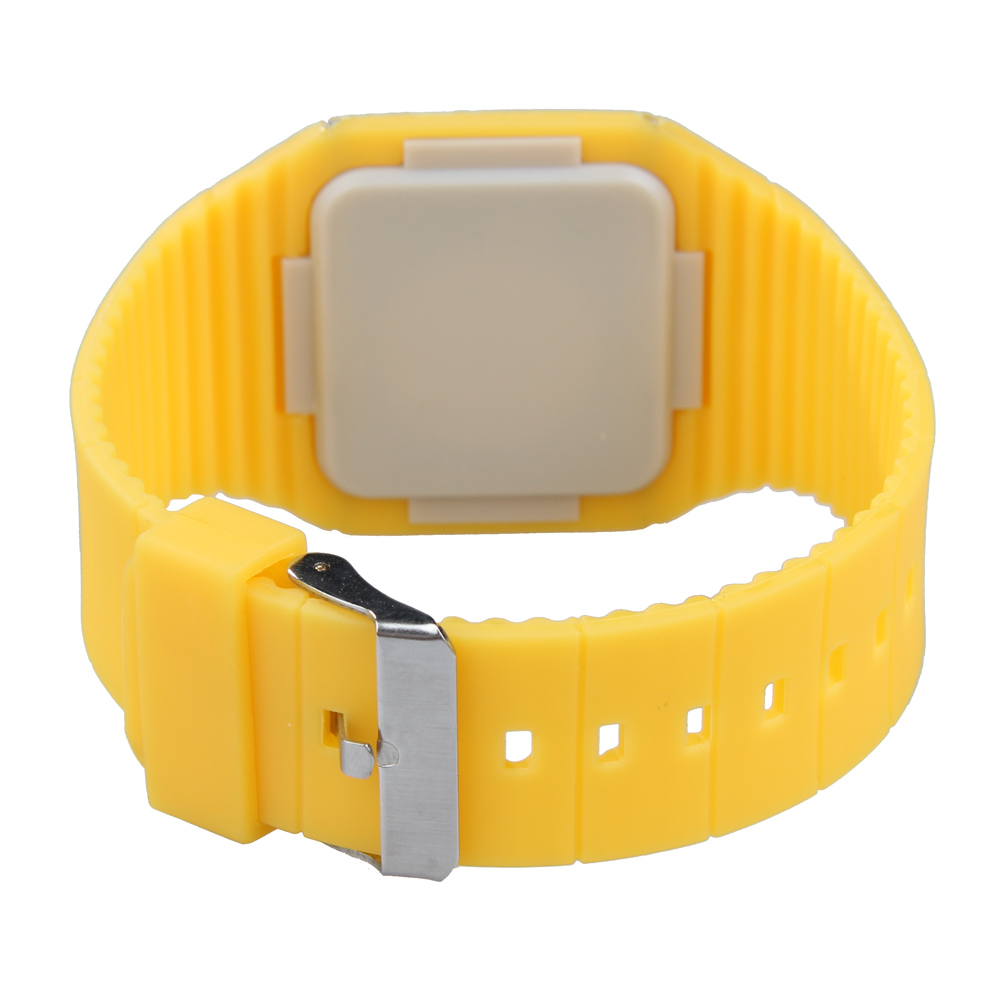 Watches Humorous 15 Colors Men Women Sports Led Touched Screen Silicone Digital Wrist Watch Lxh