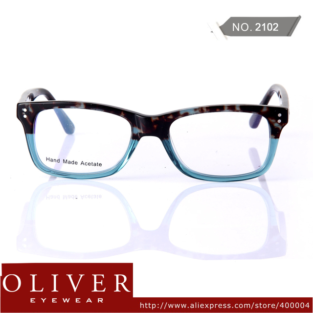 New Arrival!2013 Fashion Optical Frame For Men Or Women Multicolor Eyeglasses Frame Brand Eyewear Oliver 2102! Free Shipping!