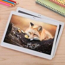 El más nuevo 4G Tablet PC 10.1 Pulgadas Android 6.0 4G Teléfono Tabletas Ranura Dual SIM RAM 4G ROM 32G Octa Core IPS Niños Tablet