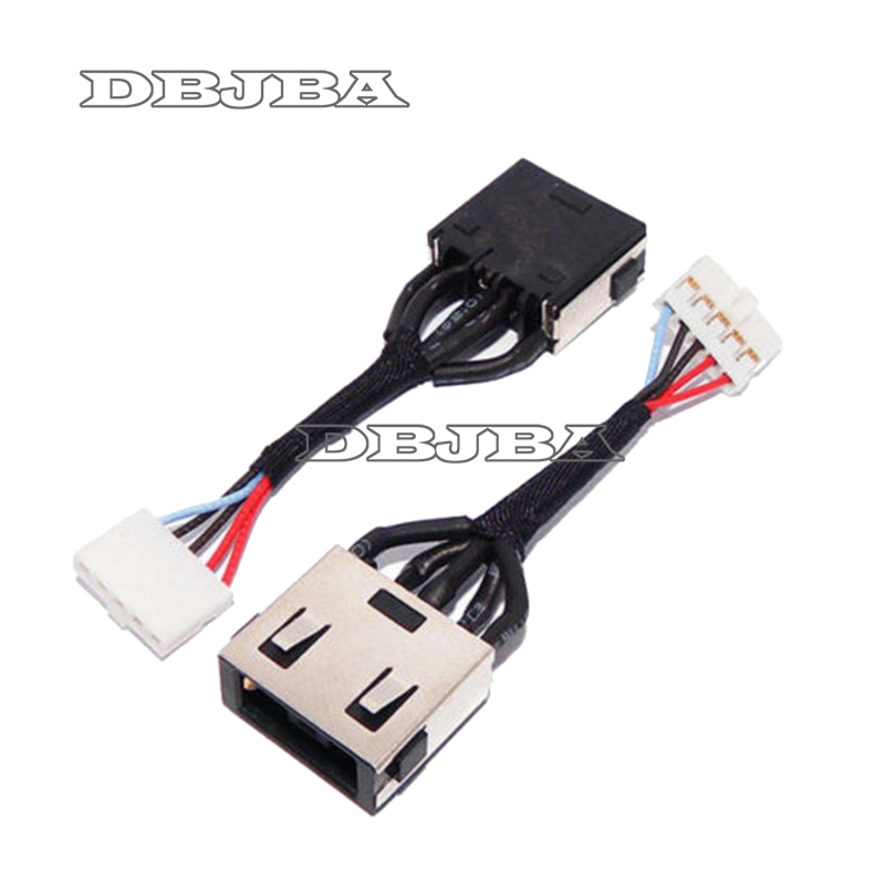 DC POWER JACK HARNESS PLUG IN CABLE for LENOVO Y40-70 Y40-70AT Y40-70AM