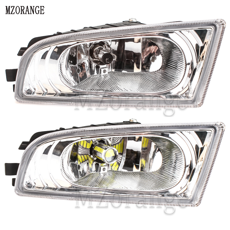 MZORANGE LED/Halogen Front Bumper Fog Lamp Fog Light 33950 TX3 H01 For CIVIC FD2 FD1 2006 2011 For CIIMO 2012 2013 2014 2015