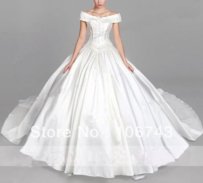 Bling Sequined Tulle Princess Wedding Ball Gown 5828 Silver Lace Appliqued Corset Wedding Dress Vestidos De Penganten Developer,Dresses For Weddings Guests Uk