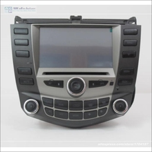 For Honda Accord (2 A/C) 2003~2007 – Car Radio CD DVD Player GPS Navigation Audio & Video Stereo Multimedia System