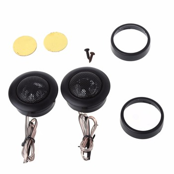 1 Pair Motocycle Car Super Speaker Power Loud Dome Tweeter Horn Loudspeaker 200W Vehicle Speakers Car Audio Speakers image