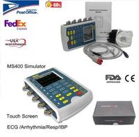 Contec MS400 ECG Simulator Multi Parameter Patient Monitor Simulator ECG,IBP,RESP test