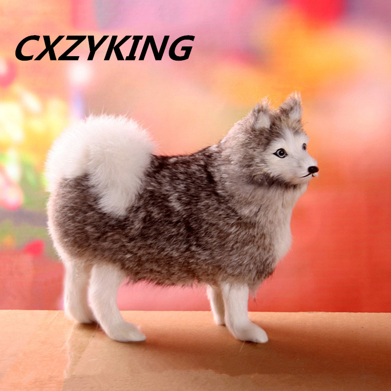 CXZYKING Dog Plush Toy Animal Stuffed Toy Dog Doll Dog Kids Children Toy Simulation Animals For Kids Birthday Gift stuffed animal 120cm simulation giraffe plush toy doll high quality gift present w1161