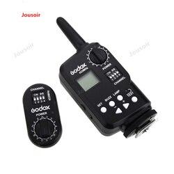 Godox FT-16 Wireless Power Controller Flash Strobe Trigger for AD-360 AD-180 DE300 DE400 SK300 SK400 QT600 E250 E300 CD50 T03