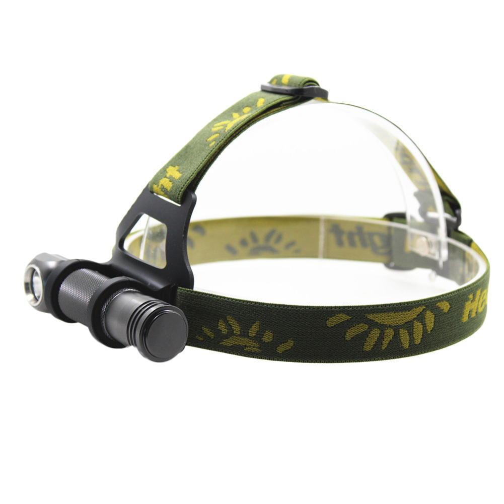 Ourdoor LED V6 Multi-Purpose Flashlight Headlamp LED Headlight Head Lamp Waterproof Hand Free Torch Light With Holding Clip
