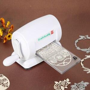 DIY Die Cutting Machine Plastic Craft Scrapbook Album Cutter Paper Cutting Embossing Scrapbooking Die-Cut Machine 15.5x11x8 cm