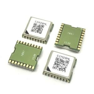 Image 1 - 送料無料 10 ピース/ロット SIMCOM SIM28ML GPS モジュール SBAS 測距 100% 新しいオリジナル本物の販売代理店 JINYUSHI 在庫