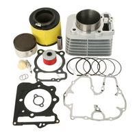 Поршневые кольца для прокладка для цилиндра Top End Kit для HONDA TRX400EX 99 08 07 06 05