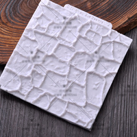 Texture Stone Pattern Silicone Mat Wedding Cake Decorating Lace Mold Cake Kitchen Accessories Fondant Cake Tools