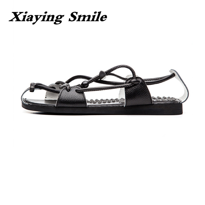 Hot Sale Brand Classic Arizona Men Casual Flats Sandals Fashion Buckle Summer Beach Shoes Top Quality