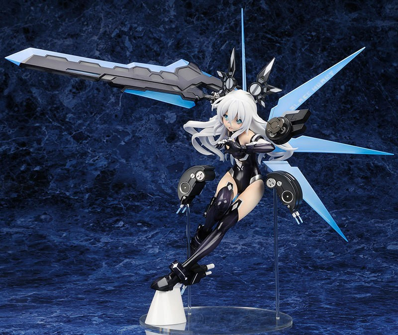 Game ALTER Hyperdimension Neptunia Black Heart 12 PVC Action Figure Collection Model Toy new hot 20cm hyperdimension neptunia purple heart action figure toys collection doll christmas gift with box