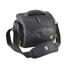 Водонепроницаемый Камера сумка для Nikon D800 D810 D90 D3200 D3300 D3400 D7000 D7200 D750 D5500 D610 D600 с дождевик ремень