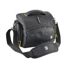 Waterproof Camera Bag Case For Nikon D800 D810 D90 D3200 D3300 D3400 D7000 D7200 D750 D5500 D610 D600 With Rain cover Strap
