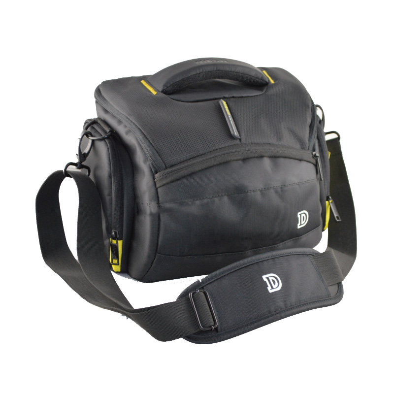 Waterproof Camera Bag Case For Nikon D800 D810 D90 D3200 D3300 D3400 D7000 D7200 D750 D5500 D610 D600 With Rain cover Strap