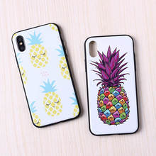 2019 New Fruit Series For Iphone 6 6S 7 8plus X Xs Xr Xsmax Embossed Button All-Inclusive Anti-Fall Phone Case all new x men vol 7