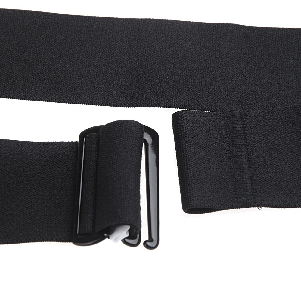 ELOS-Chest Belt Strap For Polar Wahoo Garmin For Sports Wireless Heart Rate Monitor