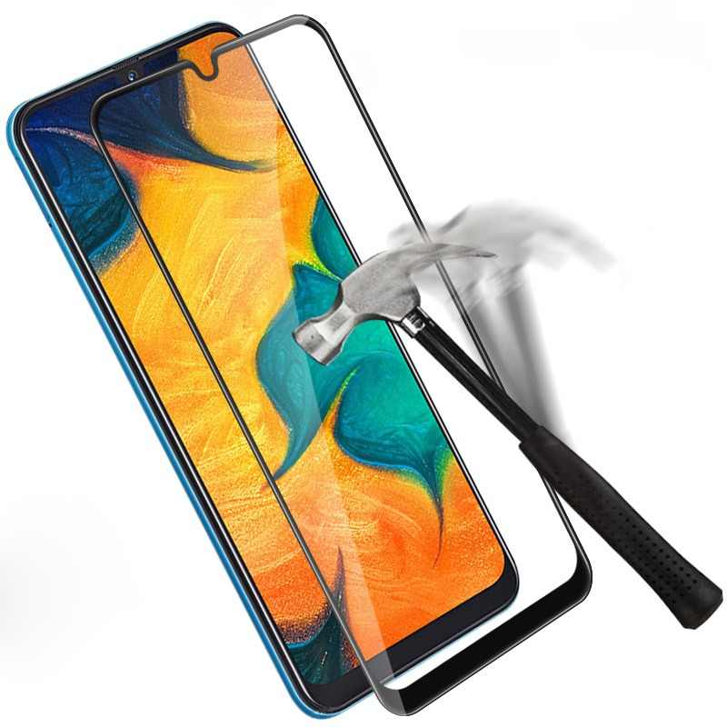 9D Full Cover Tempered Glass For Samsung Galaxy A30 A50 M30 M10 M20 M40 Screen Protector For Samsung A10 A20 A60 A40 A70 Glass