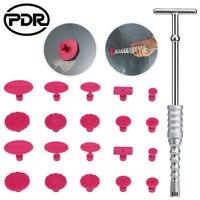 PDR Slide Hammer Dent Reparatur Werkzeuge Rot Tabs Ausbeulen ohne Reparatur Werkzeuge