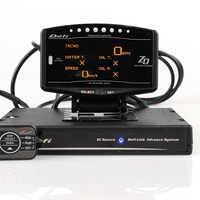(Spectacle vidéo) Kit complet sport paquet 10 en 1 BF CR C2 DEFI Advance ZD Link mètre jauge automatique numérique avec capteurs électroniques