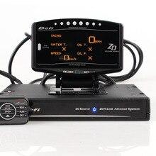 (Видео-шоу) полный комплект спортивной посылка 10 в 1 BF CR C2 DEFI Advance ZD Ссылка метр цифровой автоматический датчик с электронные датчики
