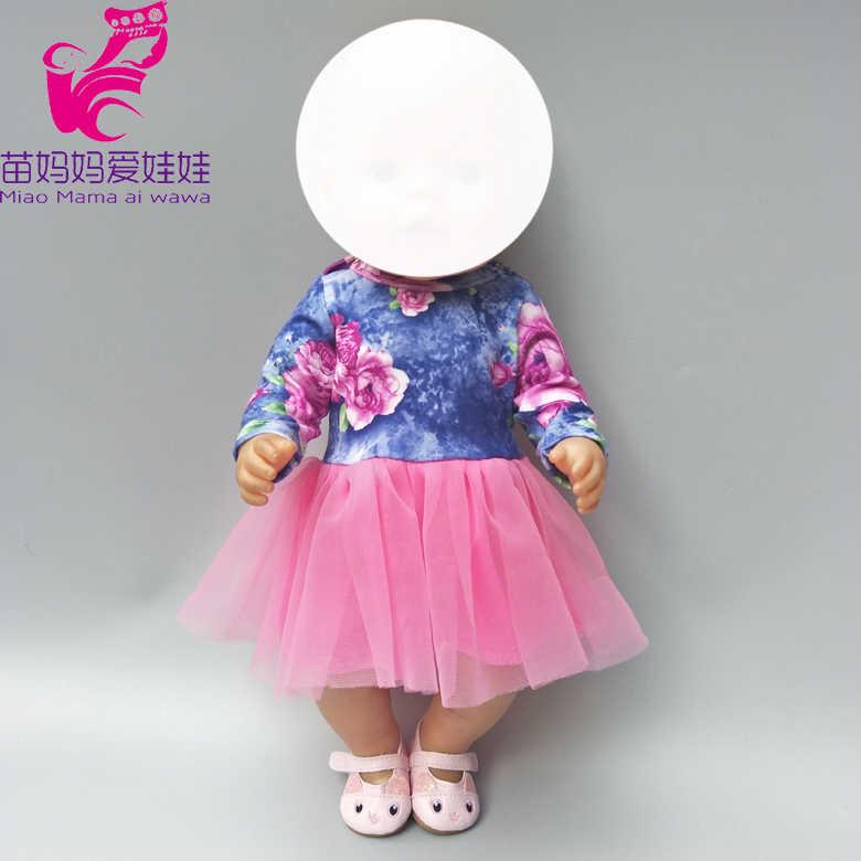 """Для 18 дюймов куклы Малыши-мальчики одежда рубашка Штаны колпачок для 18 """"43 см, baby кукольные джинсы штаны на завязке для женские рождественские подарки"""