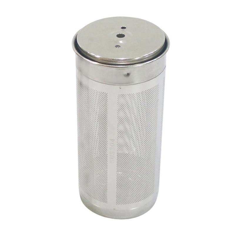 New Tea Infuser Basket Reusable Fine Mesh Tea Strainer Lid Tea And Coffee Filters Stainless Steel