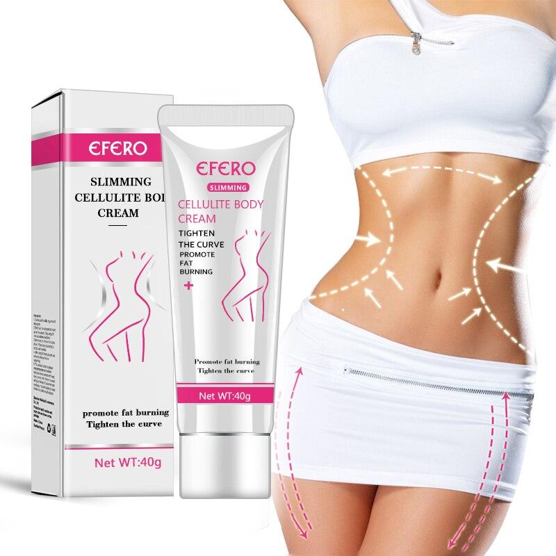 1Pcs Slimming Body Cream Cellulite Weight Loss Body Waist Leg Slimming Creams Women Fat Burning Massage Gel Firming Skin Cream