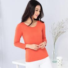 High Quality Knitted Women T Shirt Summer Casual  Top breathable Tee Shirt High Elasticity Female Tshirt O-Neck