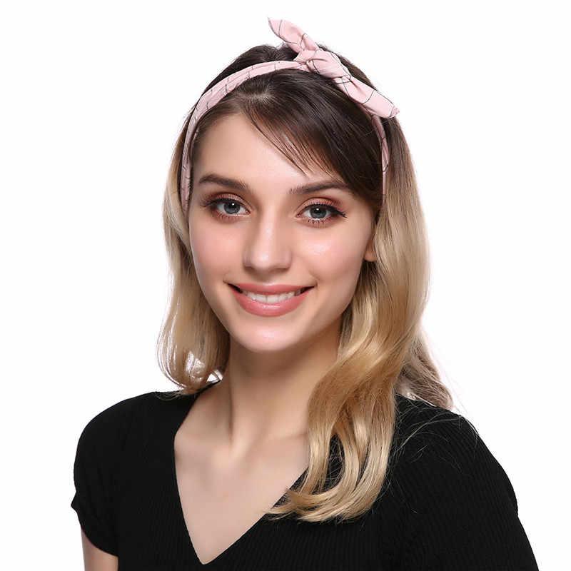M MISM Beautiful And Charm Headband For Girls Korea Style Cute Bunny Ears Women's  Headbands Female Hair Accessories Women's Hair Accessories  - AliExpress