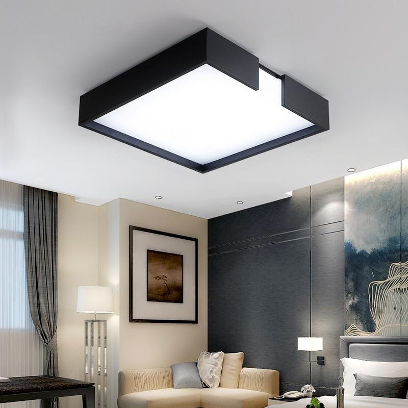 Modern LED ceiling lamps living room illumination fixtures novelty children bedroom Ceiling lighting iron Acrylic ceiling lights все цены
