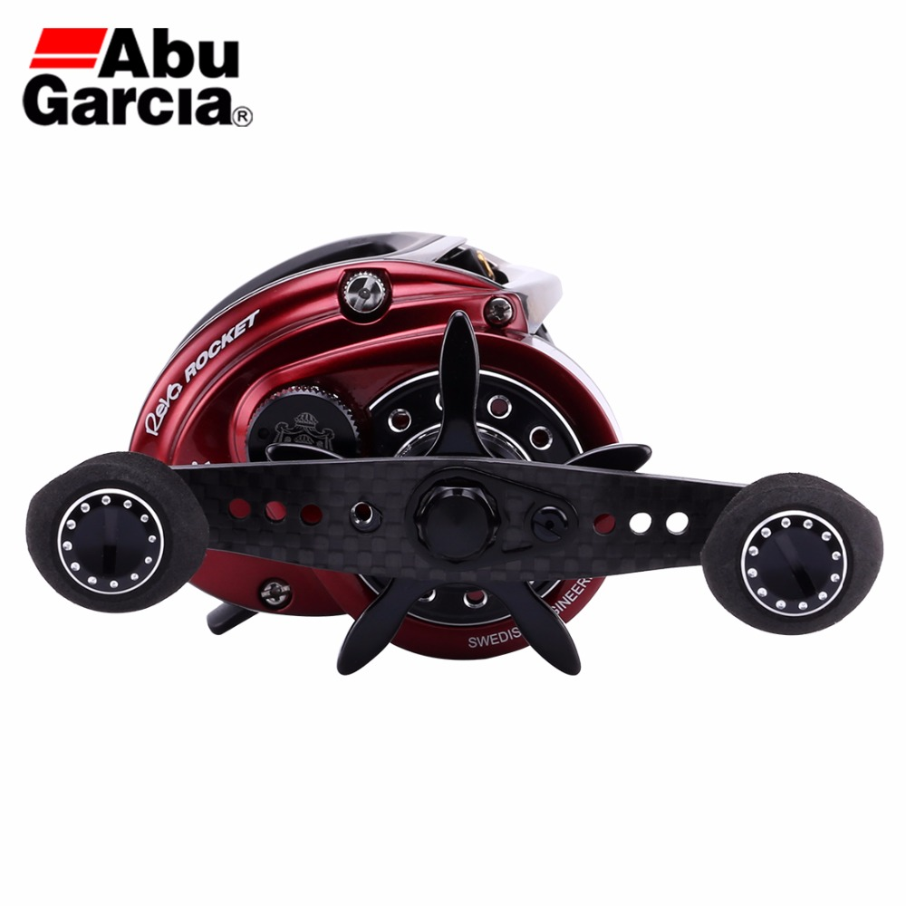 Abu Garcia Brand REVO ROCKET III Baitcasting  4