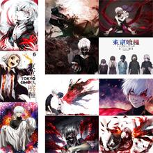 246 Tokyo Ghoul posters cartoon wall prints anime glossy paper decoration high definition