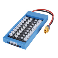 1 stks Micro Parallel Board Micro Para Opladen Board met XT60 4mm Banaanstekker