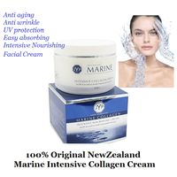 JYP MARINE Intensive Collagen Cream Face Hand Care Products Free Shipping