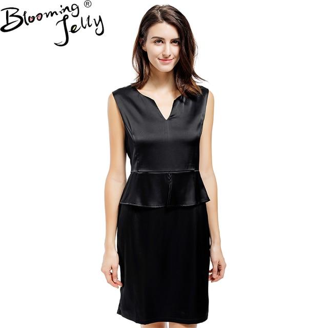 Elegant Black Business Dresses