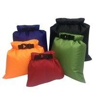 5 шт./компл. открытый портативный водонепроницаемый водонепроницаемая сумка мешок сумка для хранения Кемпинг Туризм каноэ плавающий лодочн...
