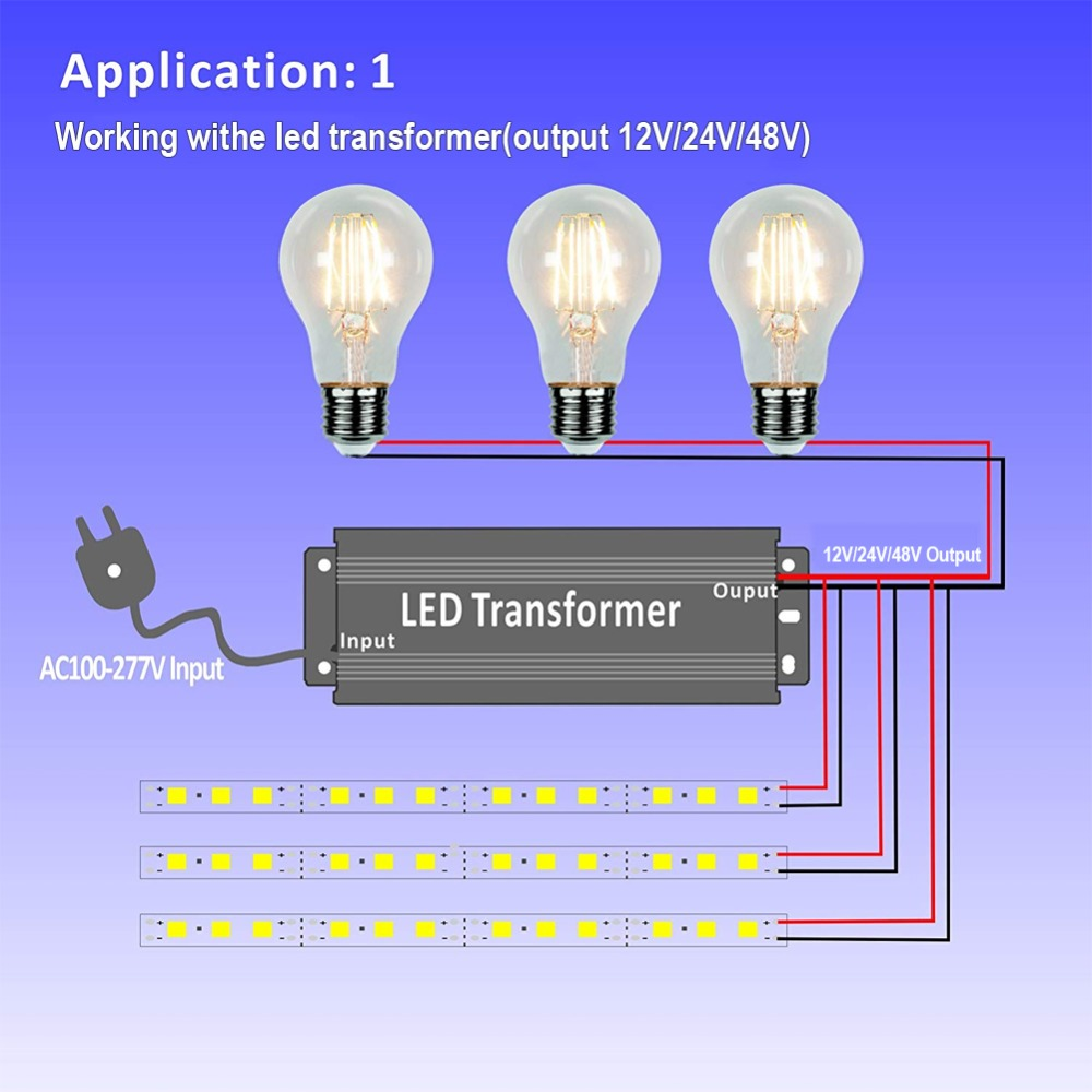 Image 3 - Ganriland 12 v 24 v lâmpada led a19 filamento lâmpada baixa  tensão 6 w edison globo lâmpadas 4500 k luz do dia branco quente 2700 k  e26 e27Lâmpadas LED e tubos