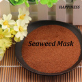 500g Facial Seaweed Mask SPA Beauty Salon Products Particles Whitening Hydrating Natural Algae Anti Aging Seed Mask Free Postage